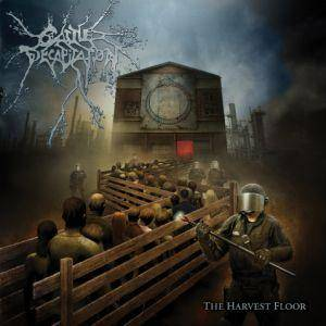 Cattle Decapitation: Harvest Floor, The - Cover