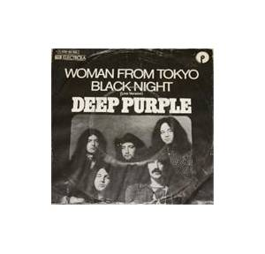Deep Purple: Woman From Tokyo - Cover