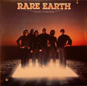 Rare Earth: Band Together - Cover