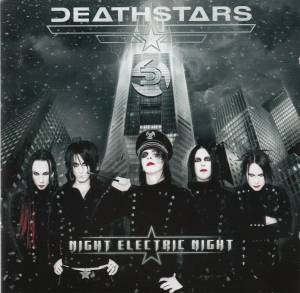 Deathstars: Night Electric Night - Cover