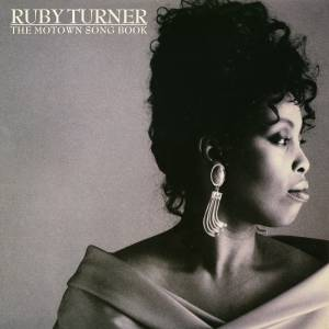 Ruby Turner: Motown Song Book, The - Cover