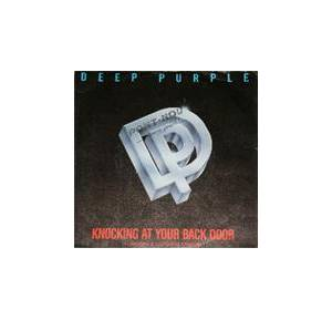 Deep Purple: Knocking At Your Back Door - Cover