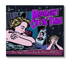 Midnight Cryin' Time - Cover