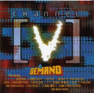Cover - Primitive Radio Gods: Channel [V] By Demand