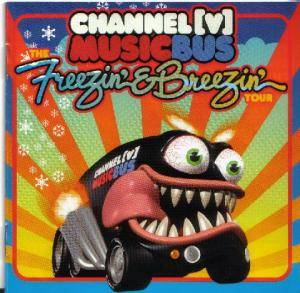 Cover - 1200 Techniques: Channel [V] - Music Bus : The Freezin' & Breezin' Tour