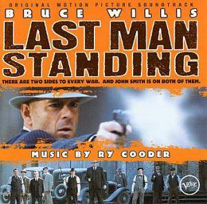 Ry Cooder: Last Man Standing - Cover