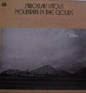 Cover - Miroslav Vitous: Mountain In The Clouds