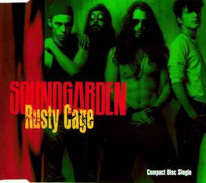 Soundgarden: Rusty Cage - Cover