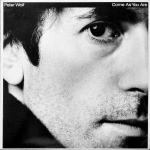 Peter Wolf: Come As You Are - Cover