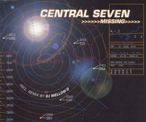Cover - Central Seven: Missing