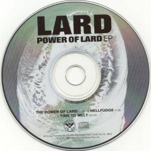 Lard: The Power Of Lard (Mini-CD / EP) - Bild 3