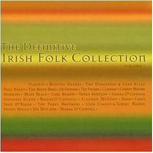 Cover - Brian Kennedy: Definitive Irish Folk Collection, The