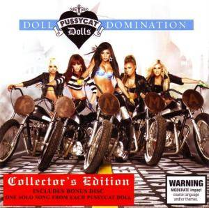 Cover - Pussycat Dolls: Doll Domination