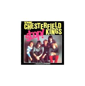 The Chesterfield Kings: Stop! - Cover