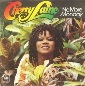 Cover - Cherry Laine: No More Monday
