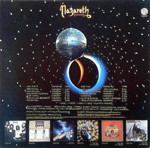 Nazareth: Greatest Hits (LP) - Bild 2