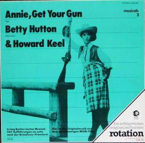 Cover - Irving Berlin: Annie, Get Your Gun