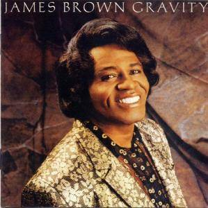 James Brown: Gravity - Cover