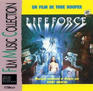 Michael Kamen: Lifeforce - Cover