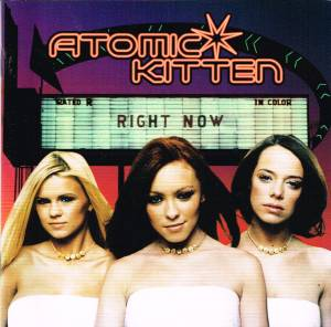 Atomic Kitten: Right Now - Cover