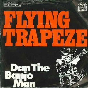 Dan The Banjo Man: Flying Trapeze - Cover