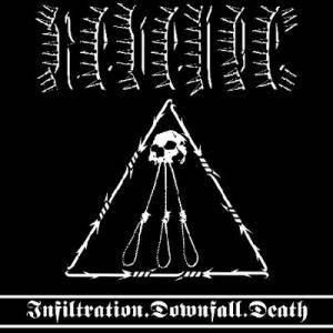 Revenge: Infiltration.Downfall.Death - Cover