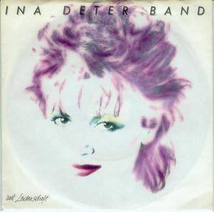 Cover - Ina Deter Band: Mit Leidenschaft