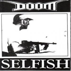 Doom: Doom / Selfish - Cover