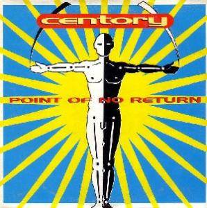 Centory: Point Of No Return - Cover