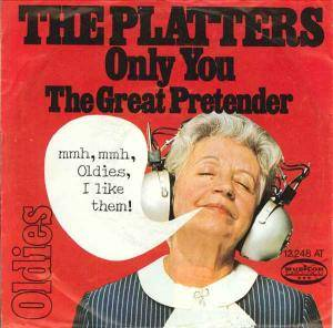 The Platters: Only You - Cover