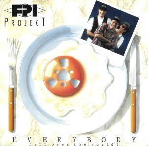 Cover - F.P.I. Project: Everybody (All Over The World)