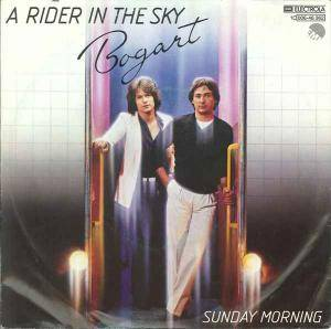 Cover - Bogart: Rider In The Sky, A
