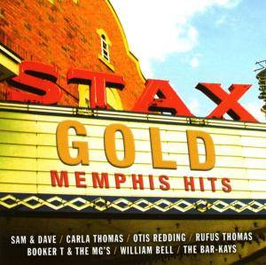 Stax Gold - Memphis Hits - Cover
