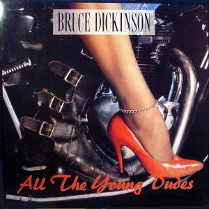 Cover - Bruce Dickinson: All The Young Dudes