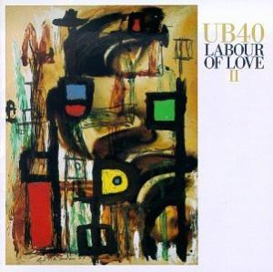 UB40: Labour Of Love II - Cover