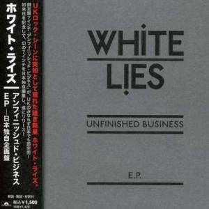 Cover - White Lies: Unfinished Business