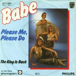 Cover - Babe: Please Me, Please Do