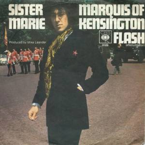 Cover - Marquis Of Kensington: Sister Marie