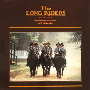Ry Cooder: Long Riders, The - Cover