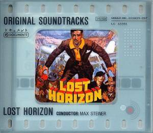Cover - Dimitri Tiomkin: Lost Horizon