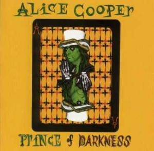Alice Cooper: Prince Of Darkness - Cover