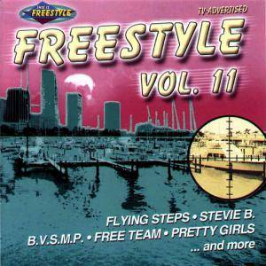 Cover - Mystery P.: Freestyle Vol. 11