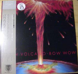 Cover - Bow Wow: Asian Volcano