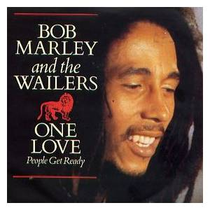 Bob Marley & The Wailers: One Love / People Get Ready - Cover