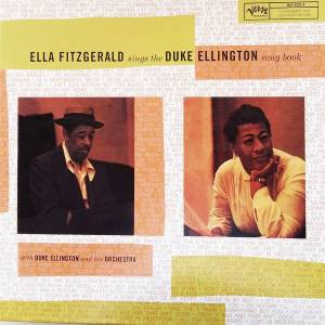 Cover - Ella Fitzgerald: Ella Fitzgerald Sings The Duke Ellington Songbook
