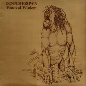 Cover - Dennis Brown: Words Of Wisdom