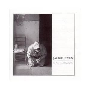 Jackie Leven: For Peace Comes Dropping Slow - Cover