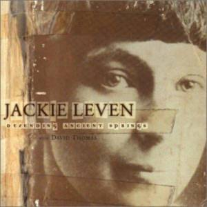 Jackie Leven: Defending Ancient Springs - Cover
