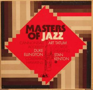 Masters Of Jazz - Cover