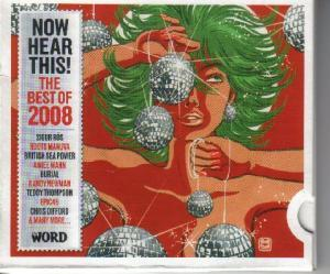 Word Magazine 071 - Now Hear This!: The Best Of 2008 - Cover
